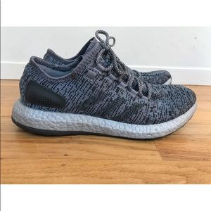 Adidas pure Boost knit sneakers